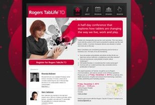 Rogers Communications TabLife TO event