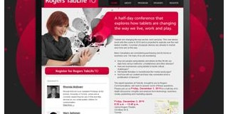 Event: Establishing Leadership in the Tablet Market