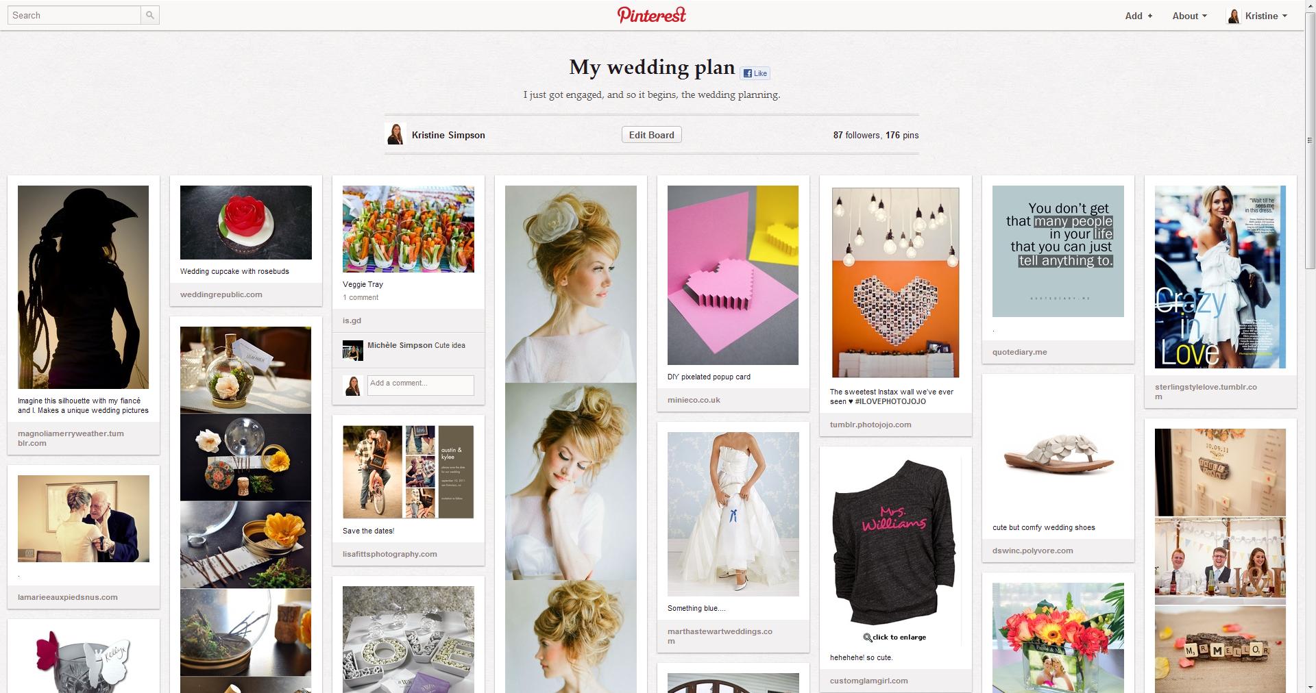 Wedding Craft Ideas Pinterest : Wedding Craft Ideas Pinterest Party Invitations Ideas
