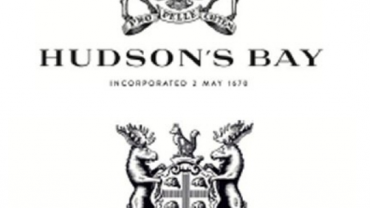 Hudson Bay's new logo