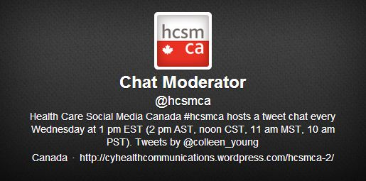 health care social media canada