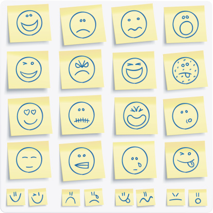 emoticon stickies