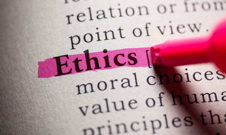 Ethics blog
