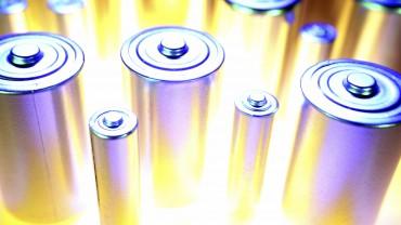 Batteries. Energy.
