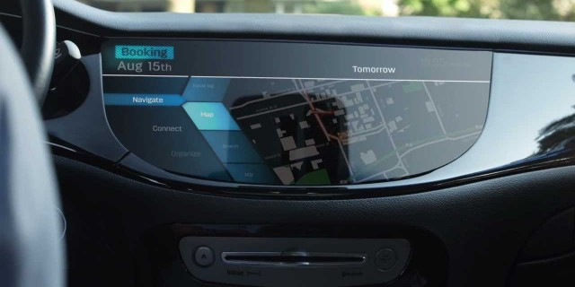 Youtube - Imagined: Your car in the not-so-distant future (id: wY9AzUfSdKU)